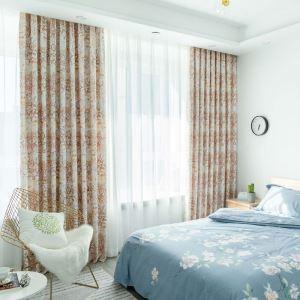 Europäische Vorhang Retro-Barock Stil aus Polyester
