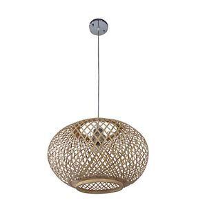 (In Stock)Pendelleuchte Design Bambus-Förmig