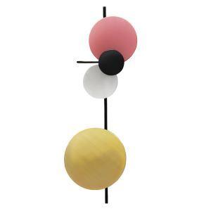 Led Wandleuchte Modern Kreis Design für Wohnzimmer