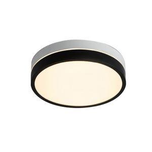 Led Deckenlampe Modern Rund in Weiß und Schwarz