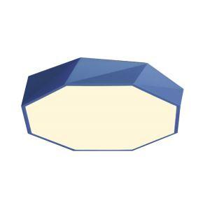 Deckenlampe Led Modern Geometrisch Design Bunt für Schlafzimmer