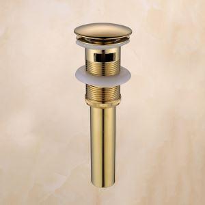 TI-PVD Ablaufgarnitur 1018-LK-0921