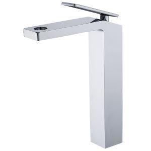 Waschtischarmatur Wasserhahn Einhebel Hohlem Design Hoch