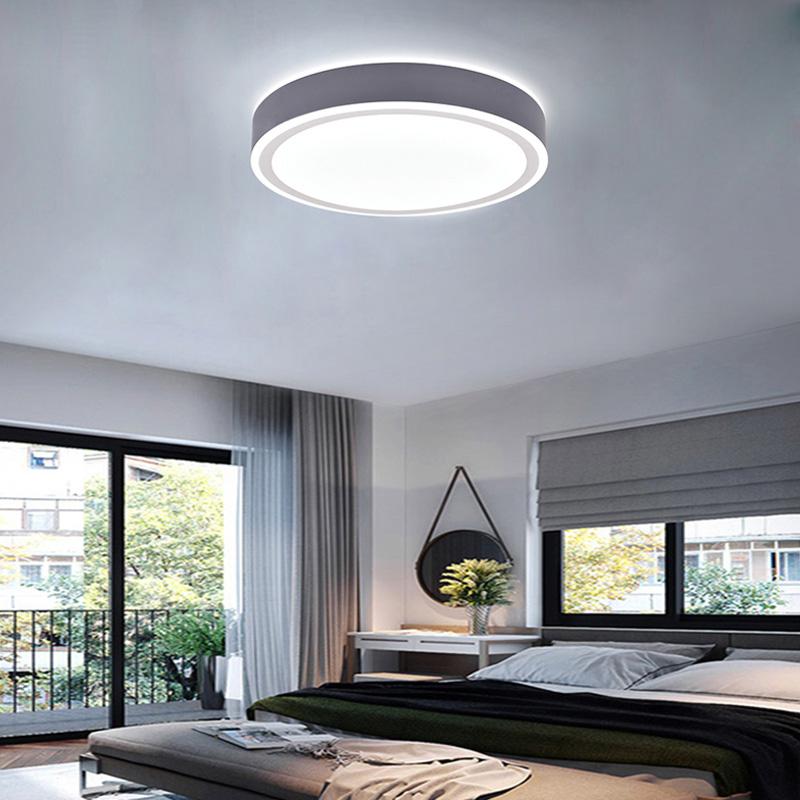 Runde Deckenleuchte Led Modern für Schlafzimmer
