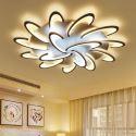 LED Deckenleuchte Windrädchen Thema aus Acryl für Wohnzimmer