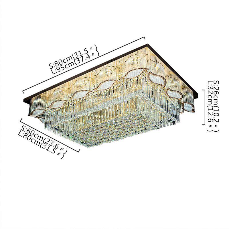 Toilet Lamps etc YapitHome 1 St/ück Deckenleuchte Fan Kette klare Kristallzugketten-Verl/ängerung mit Kugelkette 100cm L/änge und 1Verbinder f/ür Ceiling Fans Table Lamps