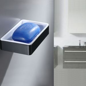 Modern Seifenschale Wandmontage für Badezimmer