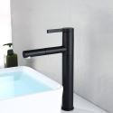 Waschtischarmatur Schwarz Retro Ausziehbar im Badezimmer