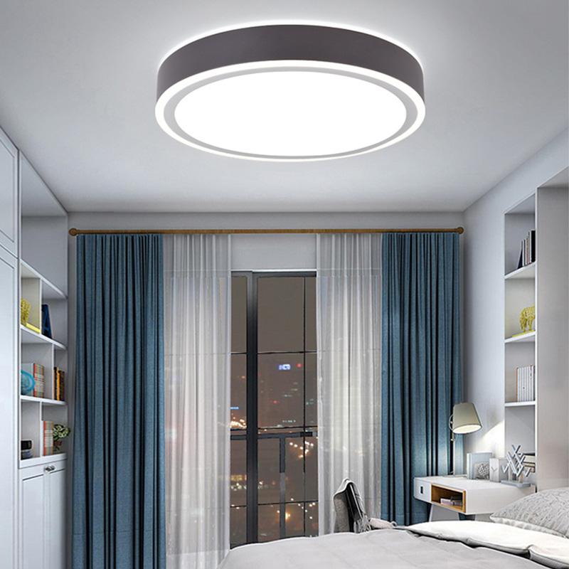 Runde Deckenleuchte Led Modern Fur Schlafzimmer