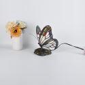 Tischleuchte Retro Stil Schmetterling Gestaltet 1 flammig