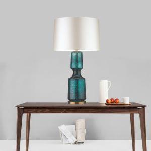 Glas Tischleuchte Blase Design Modern für Wohnzimmer