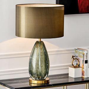 Glasur Tischleuchte Blase Design Modern für Wohnzimmer
