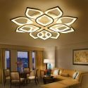 LED Deckenleuchte Blütenblätte Thema aus Acryl Modern
