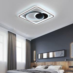 Moderne Deckenlampe Led Geometrisches Design für Esszimmer