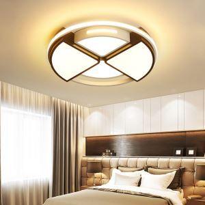 Led Deckenleuchte Modern Rundes Design für Schlafzimmer