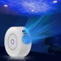 Led Projektorlampe Sternhimmel Nachtlicht mit Lautsprecher