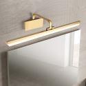 Led Wandlampe Spiegelleuchte Modern aus Acryl Eisen für Schlafzimmer