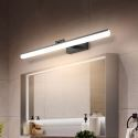 Led Wandleuchte Moderne Spiegellampe aus Acryl Aluminium