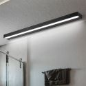 Led Spiegelleuchte Wandlampe aus Acryl Aluminium fürs Bad