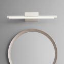 Moderne Wandlampe Led Spiegelleuchte aus Acryl in Weiß