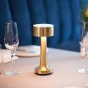 Led Tischleuchte Touch Nachttischlampe 3W in Warmweiß