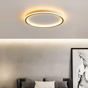 Led Deckenleuchte Modern Ring Design für Wohnzimmer
