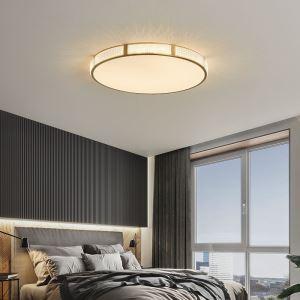 Led Deckenleuchte Modern Rundes Design aus Acryl