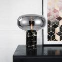 Tischleuchte Modern aus Marmor Glas für Wohnzimmer