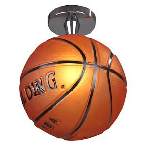 (EU Lager)Moderne Semi Einbauleuchte im BasketBall-Form