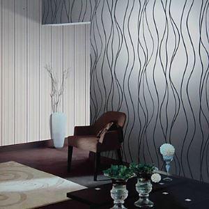 (EU Lager)Venus zeitgenössische Kurve Stripe Fashion Bilder-4 Farben