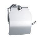 Modern Wandmontage Chrom WC-Rollenhalter Messing