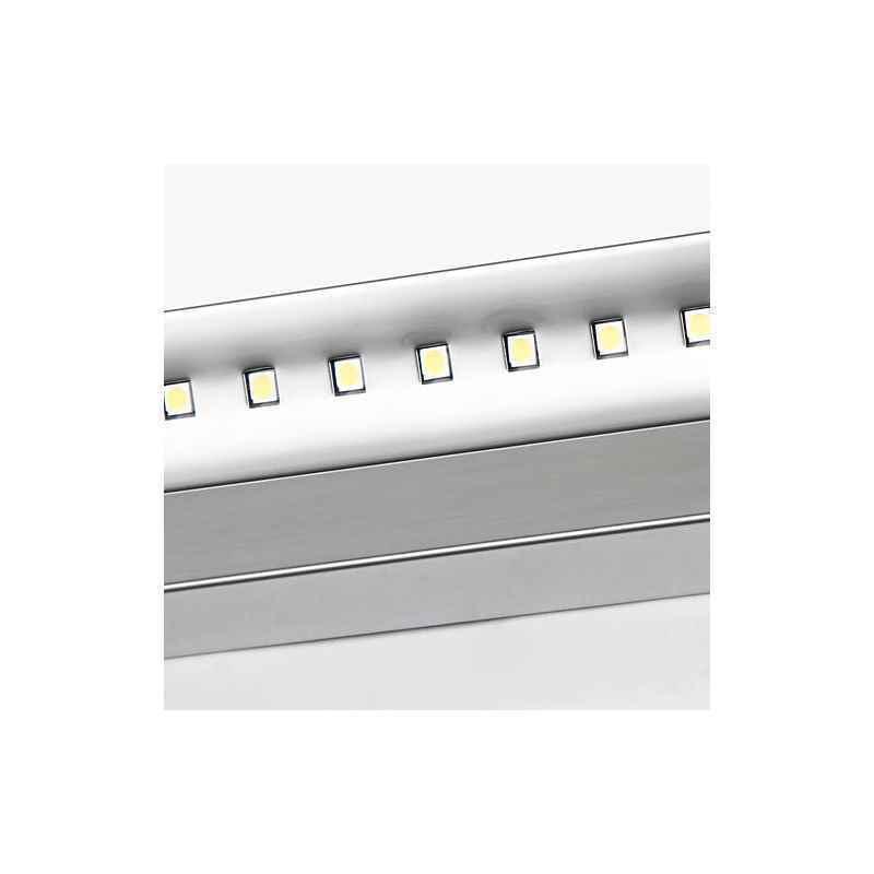LED Spiegelleuchte Moderne Wandleuchte Chrom Warmweiß/Kaltweiß