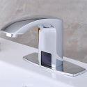 Waschtischarmatur Sensor Bad Messing
