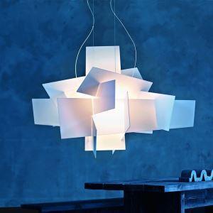 Stilvoller Kronleuchter Modern Big Bang Design im Esszimmer