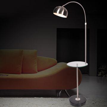 Stehlampe Modern Design im Wohnzimmer Lesezimmer